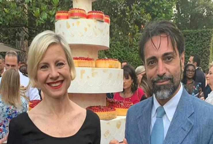 Antonella Elia e Pietro - Altranotizia