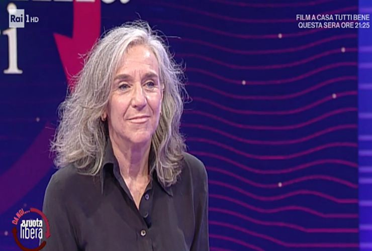 Giovanna Botteri a Ruota Libera - Altranotizia