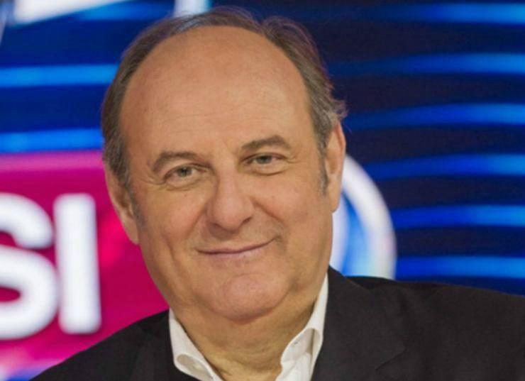 Il conduttore Gerry Scotti - Altranotizia