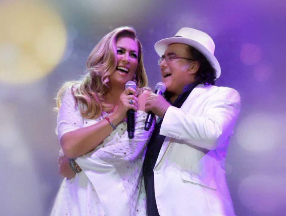 Il duetto di Albano e Romina - Altranotizia