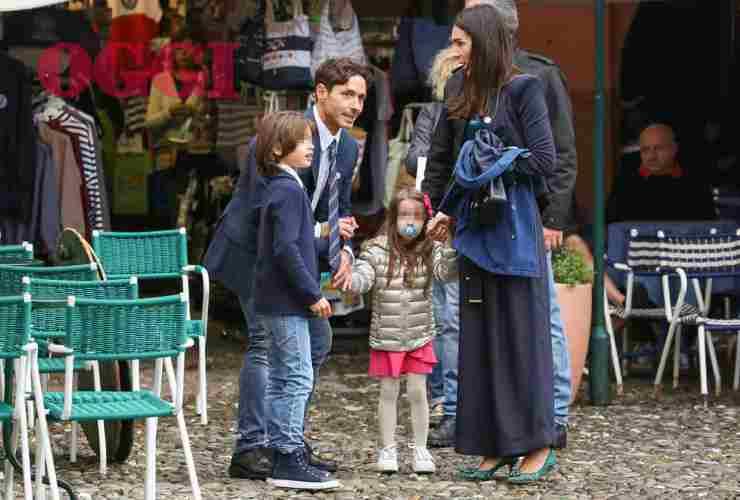 Silvia Toffanin e la famiglia -Altranotizia