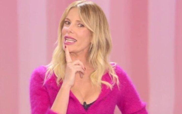 Alessia Marcuzzi senza reggiseno - AltraNotizia
