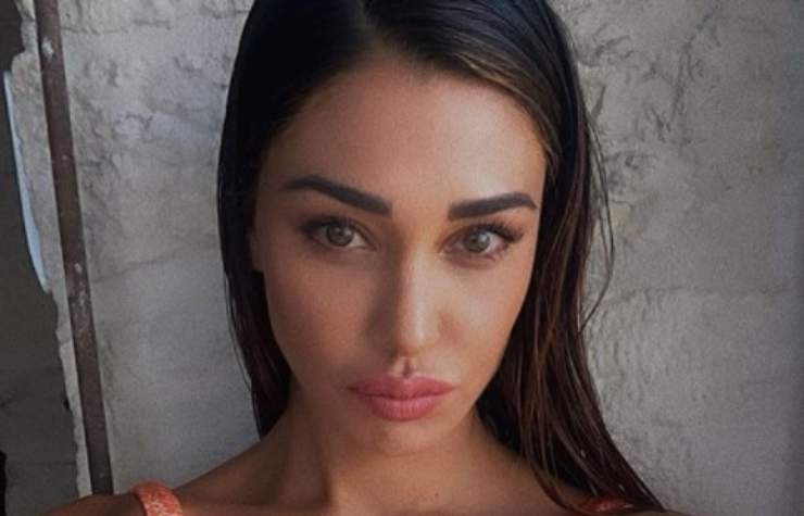 Belen Rodriguez bimba