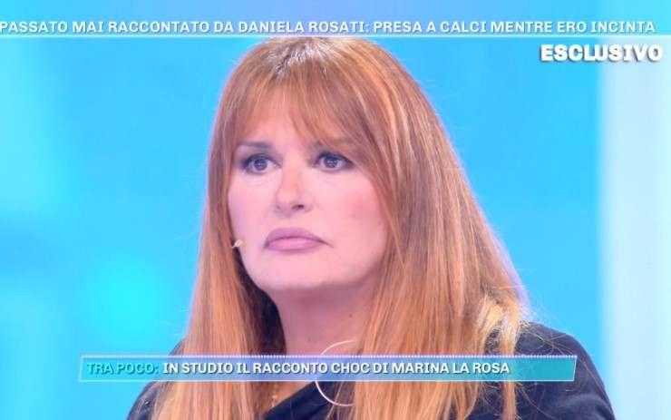DAniela rosati Domenica Live