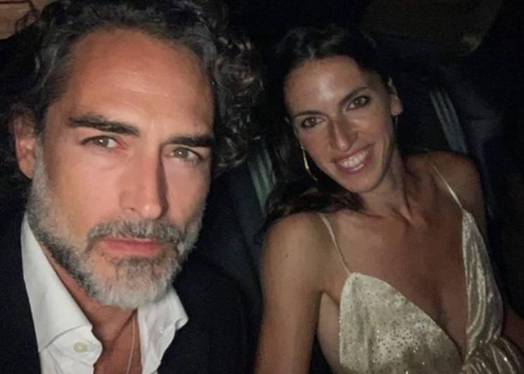 Sergio Muniz, chi è la compagna Morena Firpo (Instagrm)