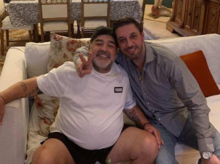 Morte Maradona