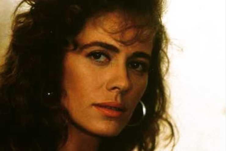 Elena Sofia Ricci da giovanissima