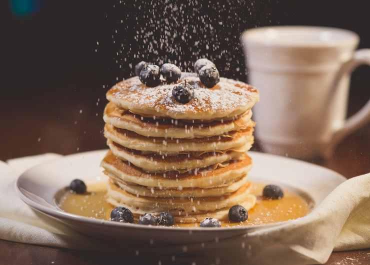 pancakes americane trucchetto
