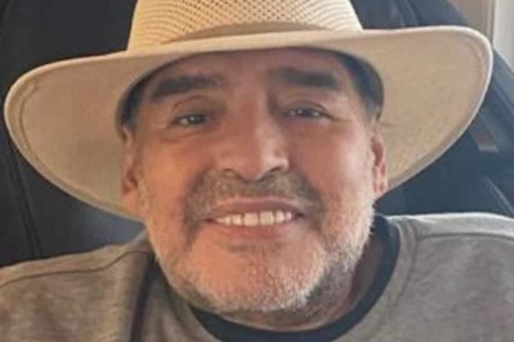 Diego Armando Maradona figli