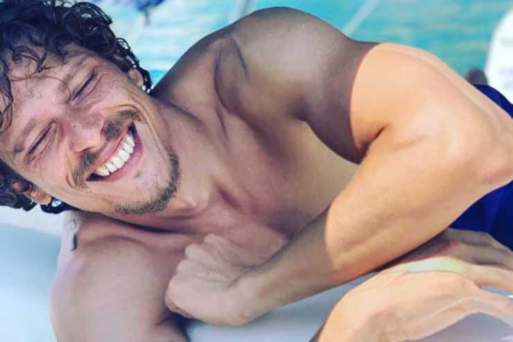Matteo Martari, non immaginereste mai con chi era fidanzato
