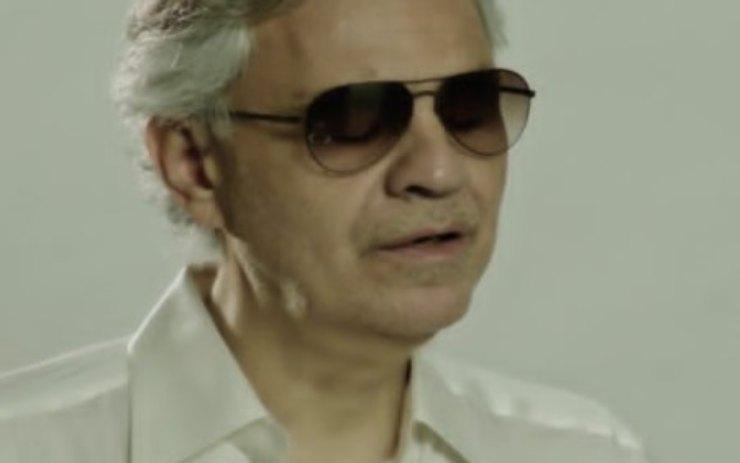 Andrea Bocelli retroscena malattia