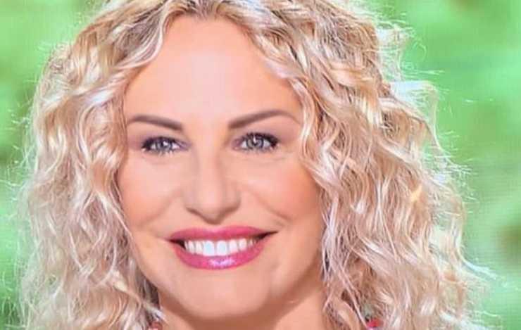 Antonella Clerici ha un mancamento