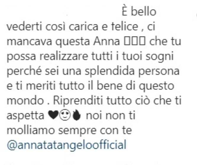 Commento Instagram (Screenshot)