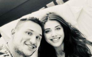 Danilo Gallinari e Eleonora Boi