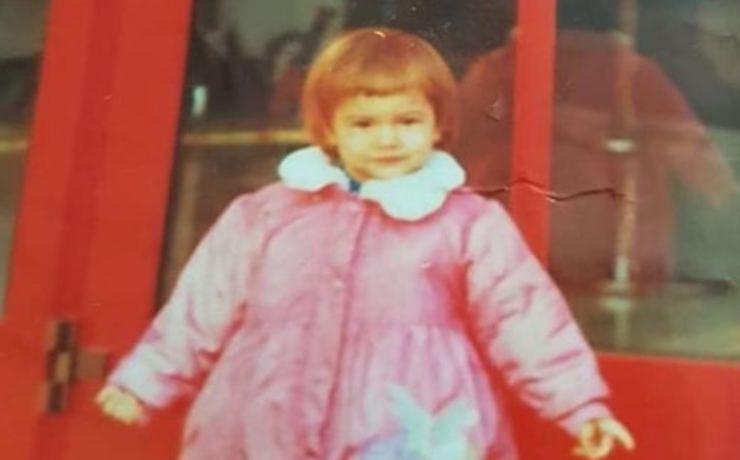bambina attrice