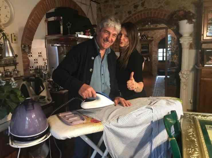 Paolo Rossi e Federica Cappelletti