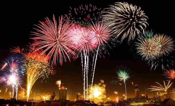 Fuochi d'artificio alternativa