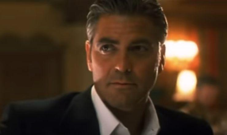 George Clooney moglie