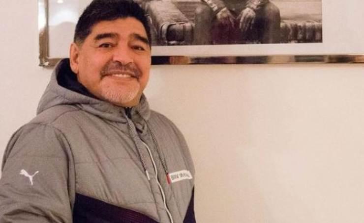 Morte di Maradona