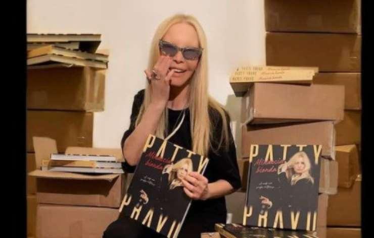 Patty Pravo retroscena