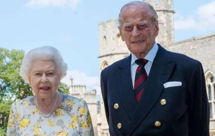 Regina Elisabetta e principe consorte