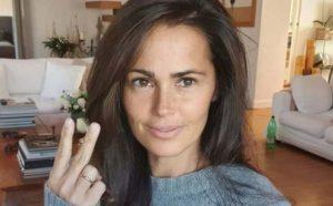 Samantha De Grenet famiglia