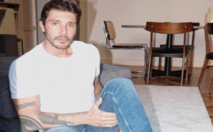 Stefano De Martino tatuaggio