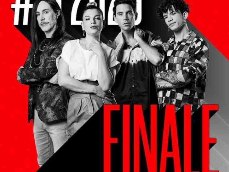 Finale X Factor