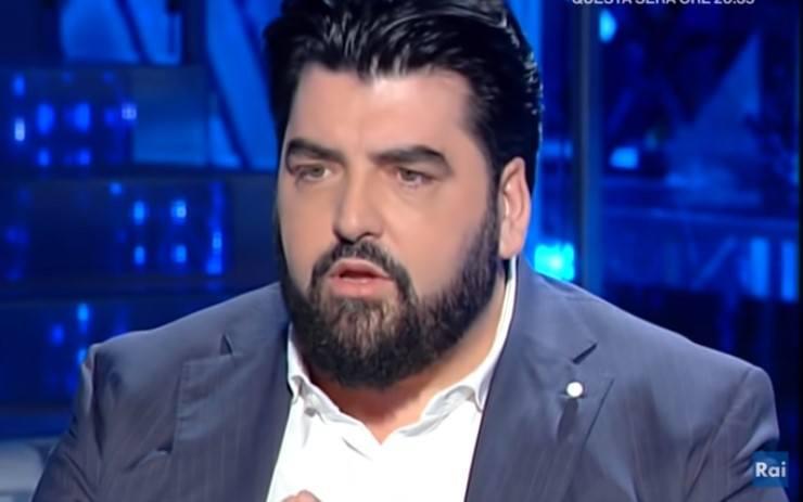 Antonino Cannavacciuolo retroscena