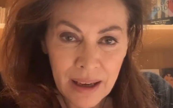 Elena Sofia Ricci confessione