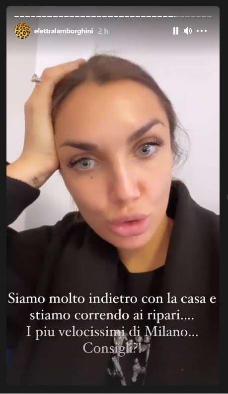 Elettra Lamborghini video