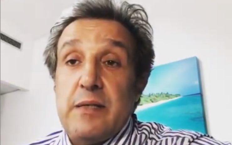Flavio Insinna Carlo Conti