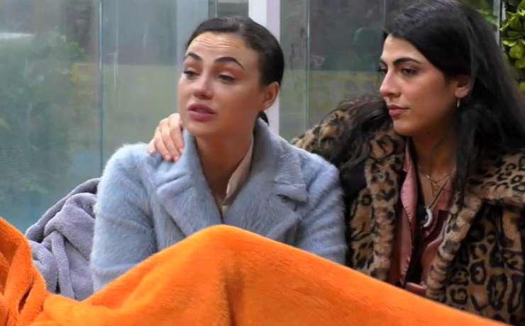 GF Vip Rosalinda e Giulia