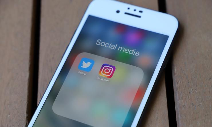Instagram marcia indietro