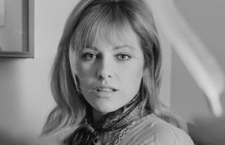 Nathalie Delon morta