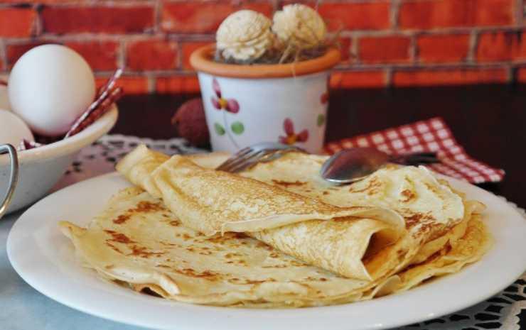 Pancakes pronti in 15 minuti