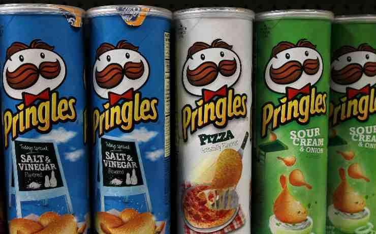 Pringles, quello che non immaginereste sul perché della loro forma particolarissima!