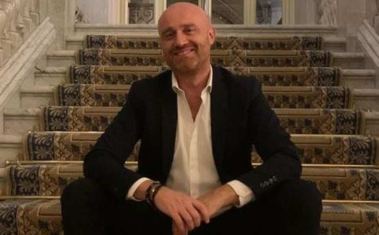 Rudy Zerbi clamorosa 'trasformazione'