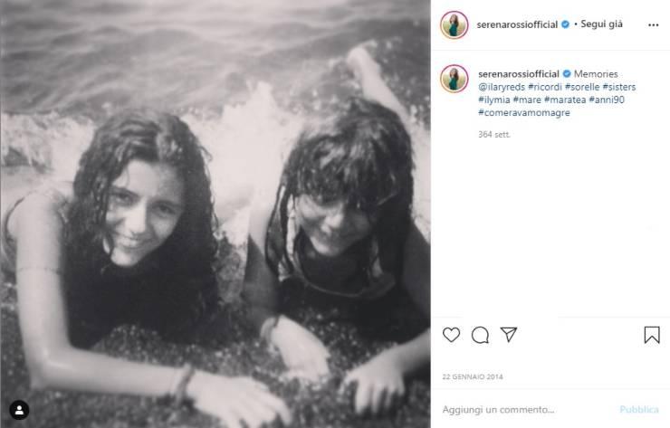 Serena Rossi Instagram