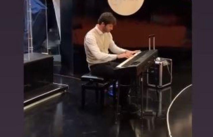Stefano De Martino talento nascosto