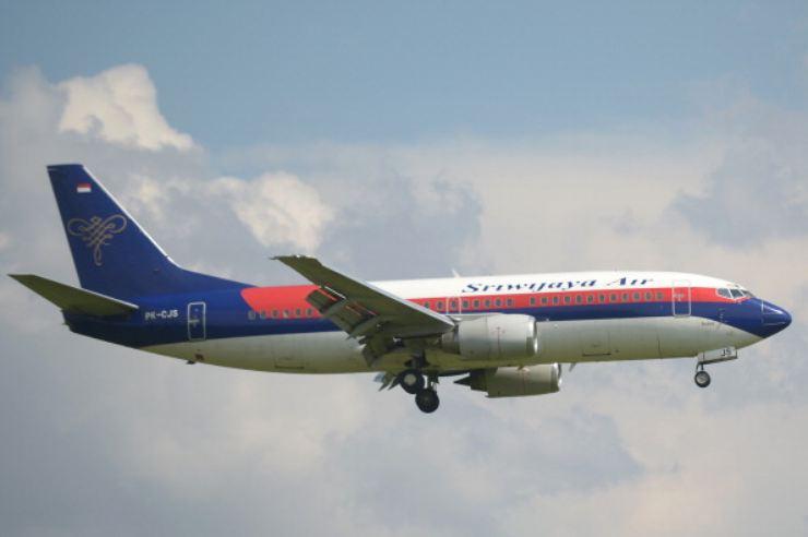 Aereo Boeing Indonesia