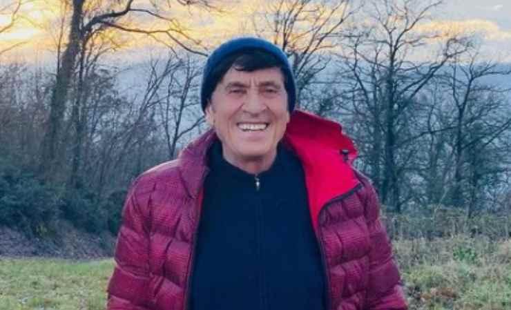 Gianni Morandi passato