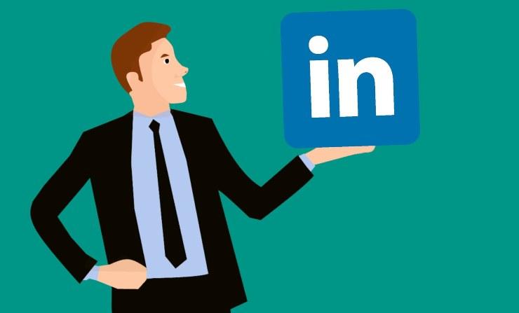 LinkedIn Stories lavoro