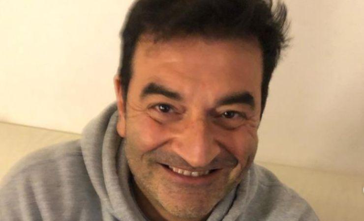 Max Giusti ex fidanzata