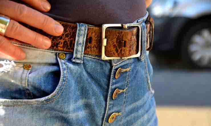 mini taschino dei Jeans