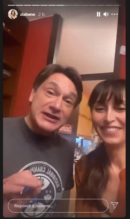 Benedetta PArodi video