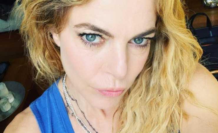 Claudia Gerini protagonista