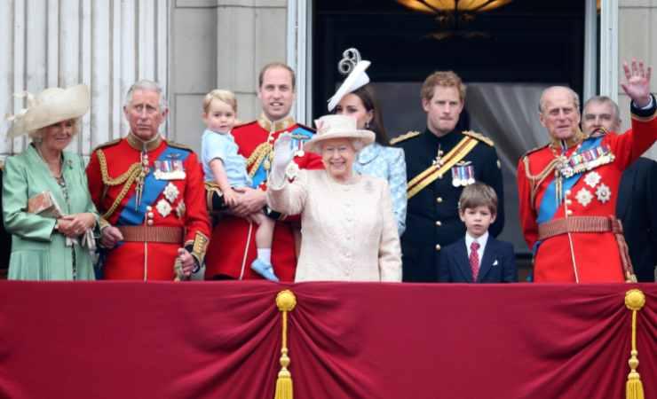 Principe monarchia inglese