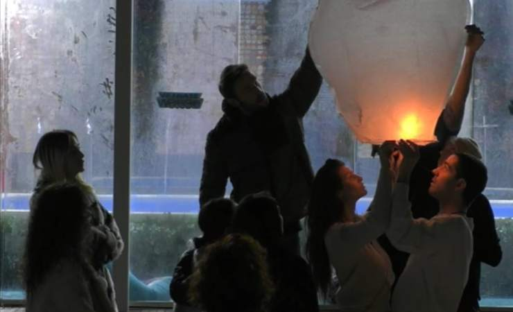 GF Vip Dayane lanterna