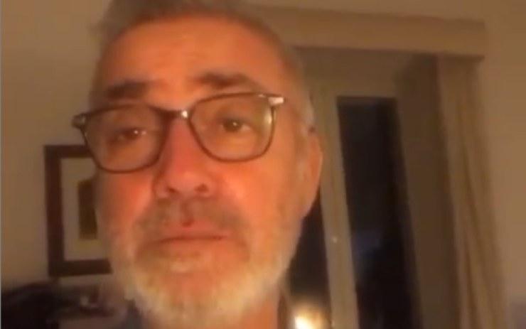 Massimo Ghini, il figlio giovanissimo ricoverato per Covid: il racconto dell'attore